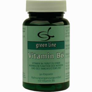 Abbildung von Vitamin B6 Kapseln 90 Stück