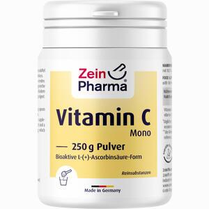 Abbildung von Vitamin C Mono Pulver  250 g