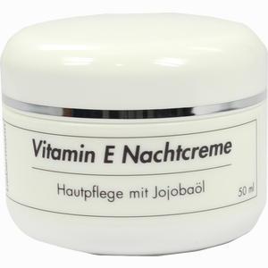 Abbildung von Vitamin E Nachtcreme 50 ml