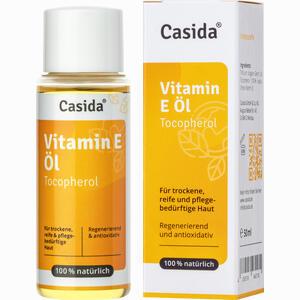 Abbildung von Vitamin E Öl Tocopherol Natürlich  50 ml