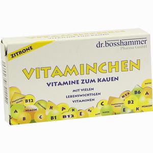 Abbildung von Vitaminchen Zitrone Kaubon 20 Stück