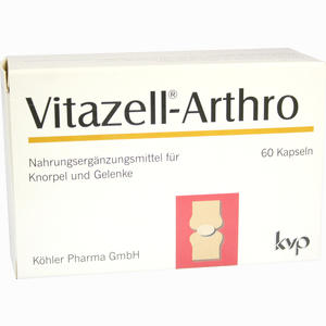Abbildung von Vitazell Arthro Kapseln 60 Stück