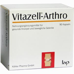 Abbildung von Vitazell Arthro Kapseln 90 Stück