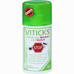 Abbildung von Viticks Sprühflasche 100 ml