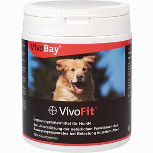 Abbildung von Vivobay Vivofit für Hunde Vet. Tabletten  150 Stück
