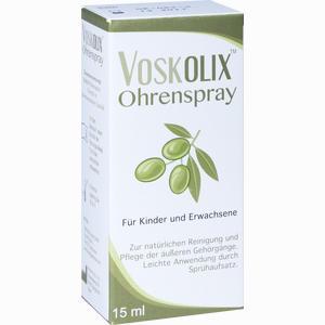 Abbildung von Voskolix Ohrenspray  15 ml