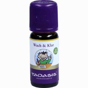 Abbildung von Wach & Klar Duftkomposition Öl 10 ml