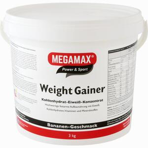 Abbildung von Weight Gainer Megamax  3000 g