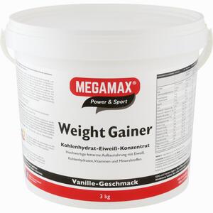 Abbildung von Weight Gainer Van Megamax 3000 g