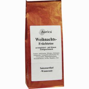 Abbildung von Weihnachtsfrüchtetee Aurica Tee 100 g