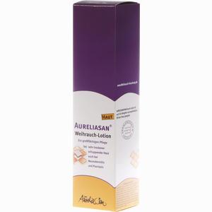 Abbildung von Weihrauch- Lotion Aureliasan  200 ml
