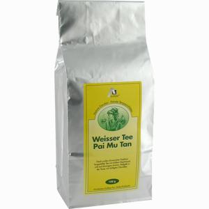 Abbildung von Weisser Tee Pai Mu Tan 100 g