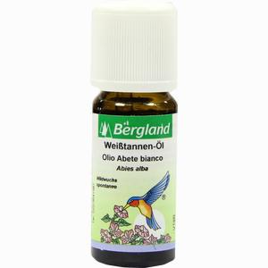 Abbildung von Weißtannen- Öl Wildwuchs Bergland  10 ml