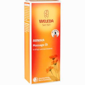 Abbildung von Weleda Arnika Massage- Öl 100 ml