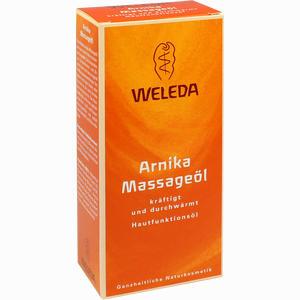 Abbildung von Weleda Arnika- Massageöl Öl 100 ml