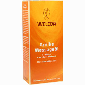 Abbildung von Weleda Arnika- Massageöl Öl 200 ml