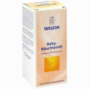 Abbildung von Weleda Baby- Bäuchleinöl Öl 50 ml