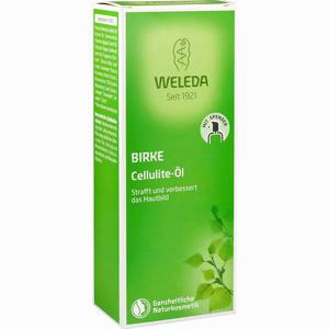 Abbildung von Weleda Birke Cellulite- Öl 100 ml