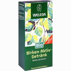 Abbildung von Weleda Birken- Aktiv- Getränk 200 ml