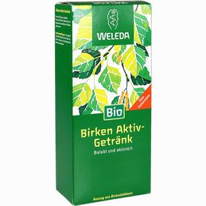 Abbildung von Weleda Birken Aktiv- Getränk 250 ml