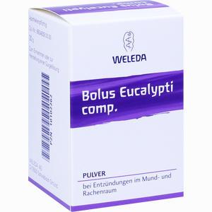 Abbildung von Weleda Bolus Eucalypti Comp. Pulver  30 g