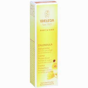 Abbildung von Weleda Calendula Babycreme Classic  10 ml