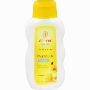 Abbildung von Weleda Calendula-cremebad Baby & Kind Bad 200 ml