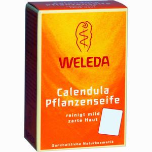 Abbildung von Weleda Calendula Pflanzenseife 100 g