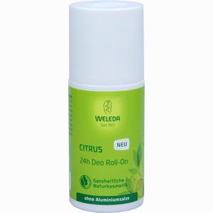 Abbildung von Weleda Citrus 24h Deo Roll- On Körperpflege 50 ml