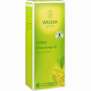 Abbildung von Weleda Citrus Erfrischungs- Öl  100 ml