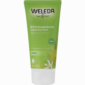 Abbildung von Weleda Citrus- Erfrischungsdusche Duschgel 200 ml