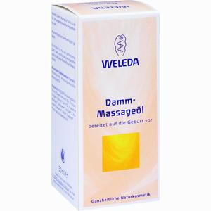 Abbildung von Weleda Damm- Massageöl  50 ml