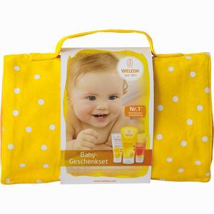Abbildung von Weleda Geschenkset Cal. Babypflege Windeltasche 1 Packung