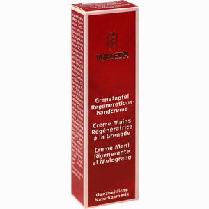 Abbildung von Weleda Granatapfel- Regenerationshandcreme  10 ml
