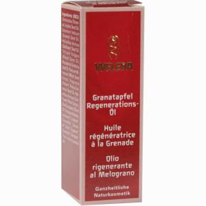 Abbildung von Weleda Granatapfel Regenerationsöl Öl 10 ml