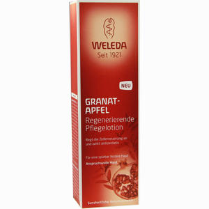 Abbildung von Weleda Granatapfel Regenerierende Pflegelotion  200 ml
