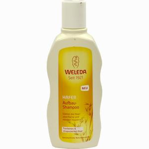 Abbildung von Weleda Hafer Aufbau- Shampoo  190 ml