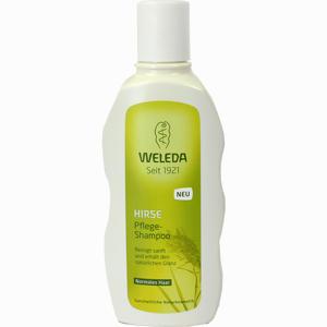 Abbildung von Weleda Hirse Pflege- Shampoo  190 ml