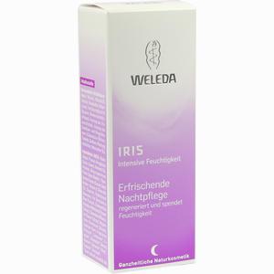 Abbildung von Weleda Iris Erfrischende Nachtpflege Nachtcreme 30 ml