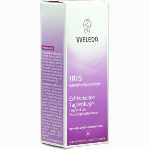 Abbildung von Weleda Iris Erfrischende Tagespflege Creme 30 ml