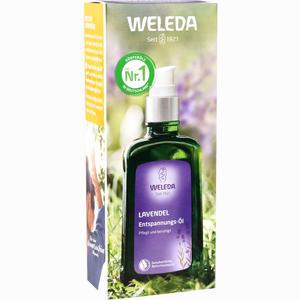 Abbildung von Weleda Lavendel Entspannungs- Öl 100 ml