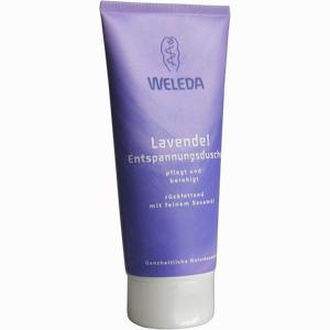 Abbildung von Weleda Lavendel Entspannungsdusche 200 ml