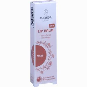Abbildung von Weleda Lip Balm Rose 10 ml