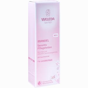 Abbildung von Weleda Mandel Sensitiv Pflegelotion  200 ml