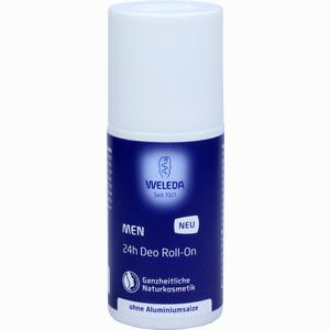 Abbildung von Weleda Men 24h Deo Roll- On Körperpflege 50 ml