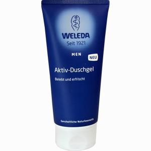 Abbildung von Weleda Men Aktiv- Duschgel  200 ml