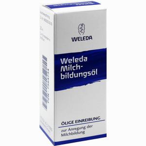 Abbildung von Weleda Milchbildungsöl Öl 20 ml
