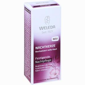 Abbildung von Weleda Nachtkerze festigende Nachtpflege Creme 30 ml