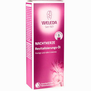 Abbildung von Weleda Nachtkerze Revitalisierungs- Öl  100 ml