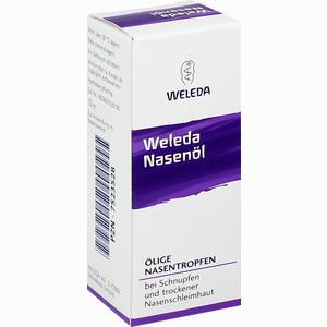 Abbildung von Weleda Nasenöl Öl 10 ml